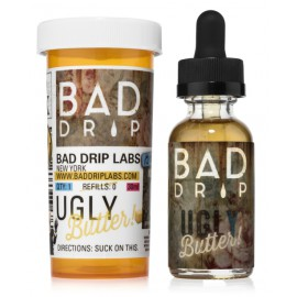 Bad Drip Ugly Butter 15мл 3мг